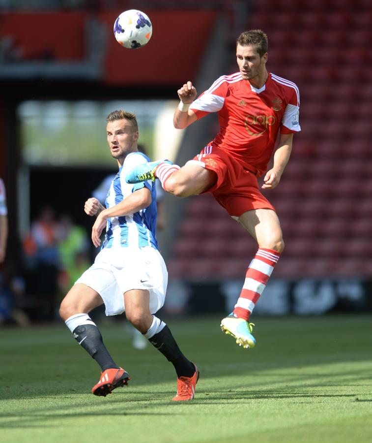 La Real cae ante el Southampton