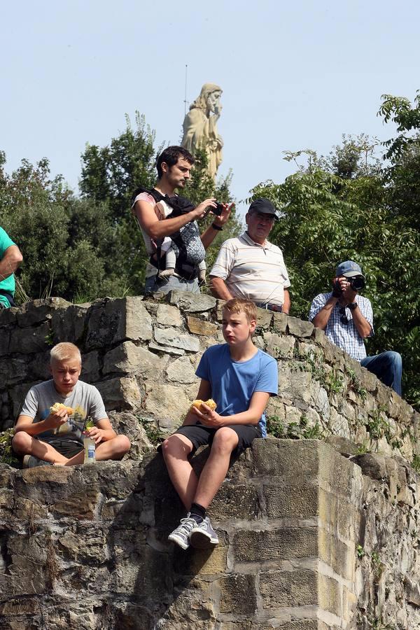 La última excursión campestre de Musika Parkean