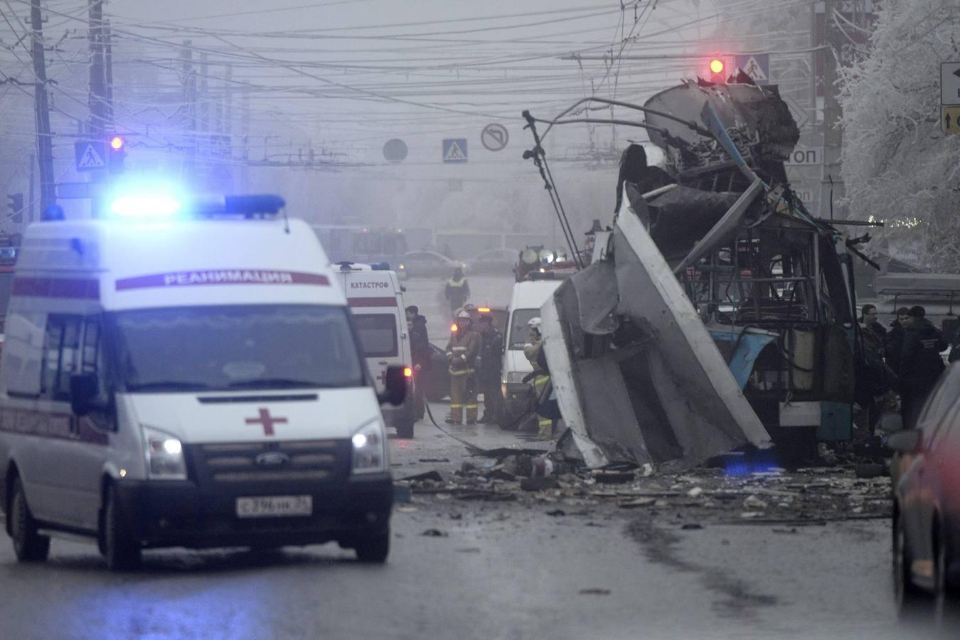 Nuevo atentado en Volgogrado