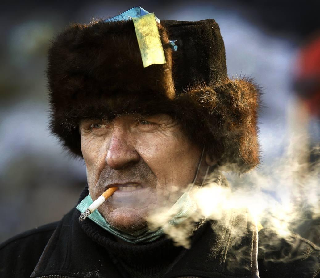 Los rostros de la rebelión ucraniana